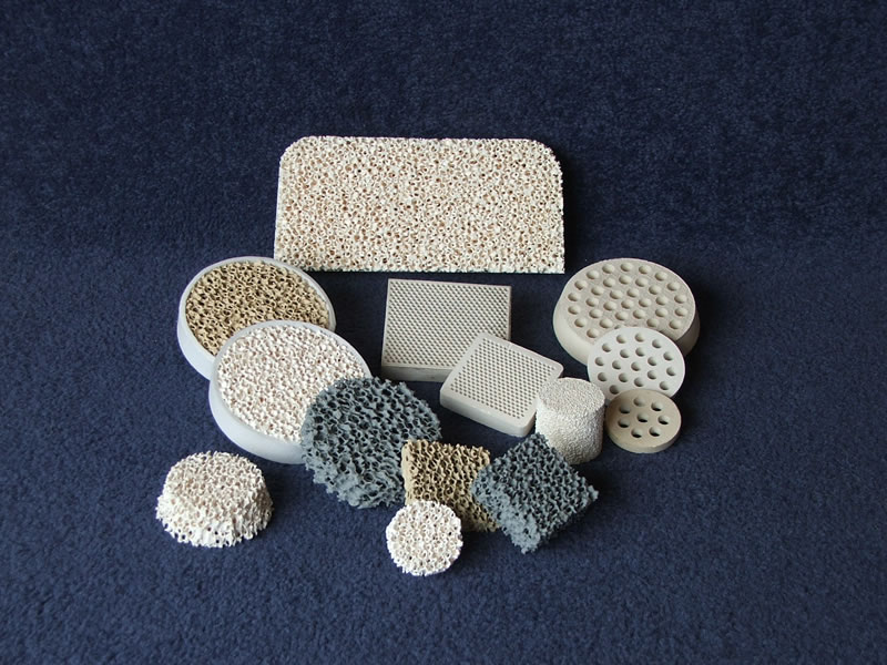 Industrial Ceramics For Alloy Steel Casting Refractory